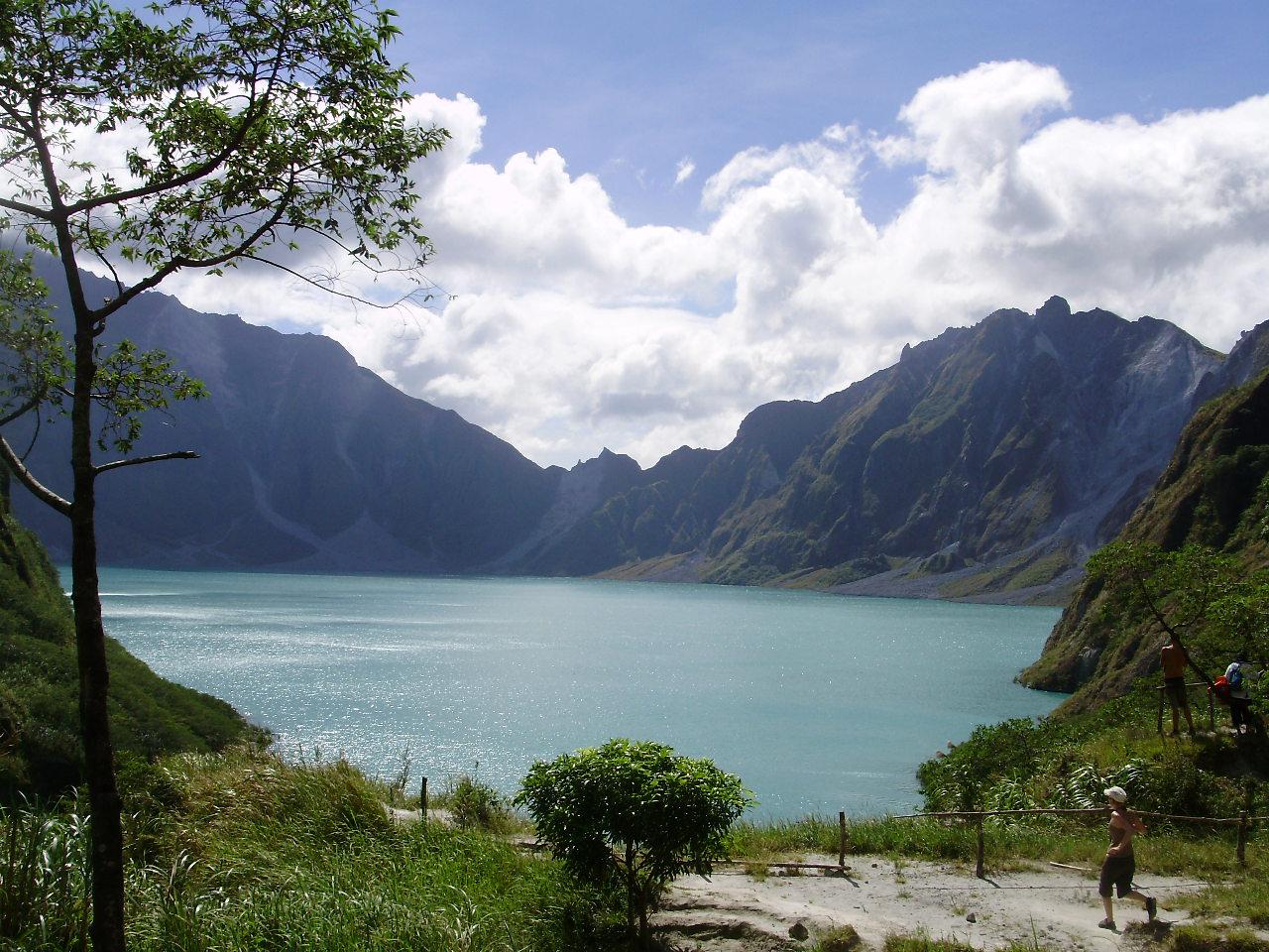 Pinatubo Trek Package Pinay Key Point