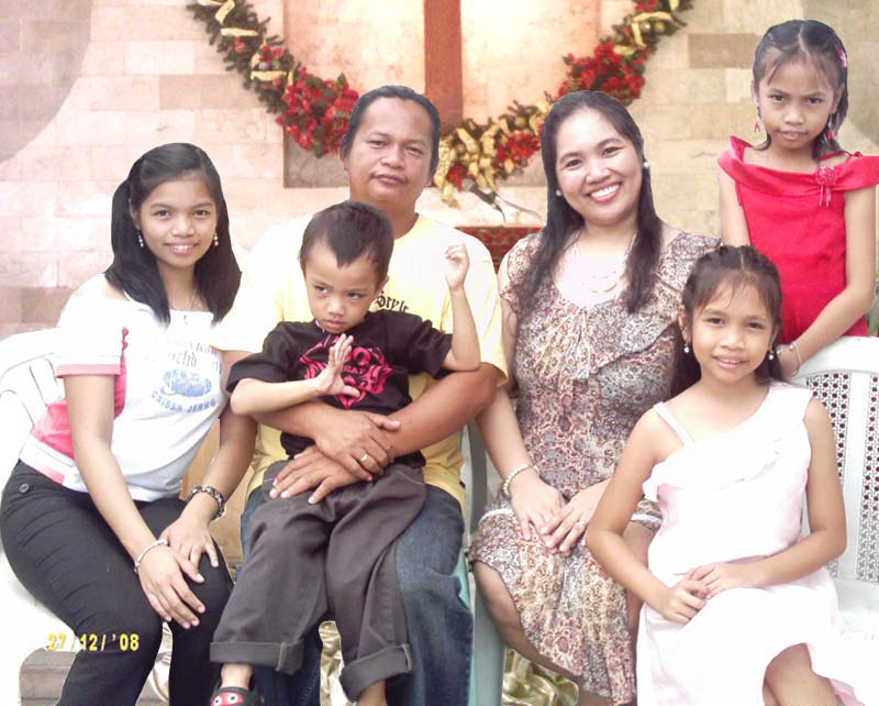 Altar San Miguel Church Dec27 2008jpeg Corpuz Family
